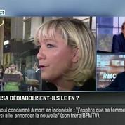 Brunet: Top 100 du magazine Time: Comment expliquer la présence de Marine Le Pen dans ce classement?