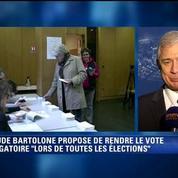 Claude Bartolone veut instaurer le vote obligatoire