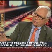 Yves Galland, PDG de Boeing France (2/4)
