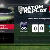 Bordeaux - Marseille (1-0) : Le Match Replay avec le son RMC Sport !