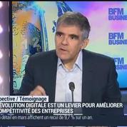 N'ayons pas peur du numérique, c'est une chance pour la France: Christian Poyau –