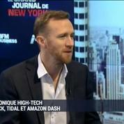 La Chronique High-Tech: Slack, Tidal et Amazon Dash font leur entrée sur le marché des applications mobiles: Frédéric Montagnon (4/4)
