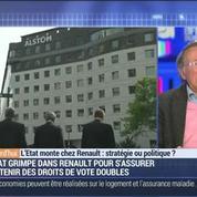 L'Etat monte chez Renault: stratégie ou politique ? (4/4)