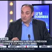 La minute d'Olivier Delamarche : Les marchés dans l'attente d'un shoot extraordinaire, un QE made in China ?