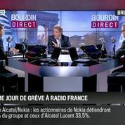 Brunet & Neumann : Crise à Radio France: C'est une grève à caractère idéologique!
