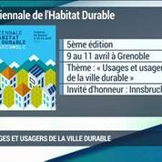 Biennale de l'Habitat durable à Grenoble: Arnaud Gossement et Vincent Fristot (1/4) –