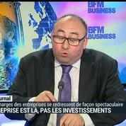 L'Insee prédit une hausse spectaculaire des marges des entreprises