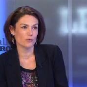 Chantal Jouanno: «Je serai candidate jusqu'au bout»