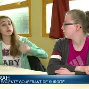 A Arras, les gendarmes apprennent la langue des signes