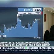 La compagnie pétrolière Royal Dutch Shell rachète BG Group: Xavier Le Blan –