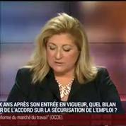 Jean-Claude Mailly, secrétaire général de Force Ouvrière (1/3)