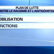 Lutte contre le racisme: les principales mesures du plan du gouvernement