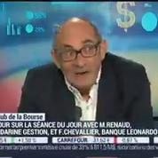 Le Club de la Bourse: François Chevallier, Marc Renaud et Nicolas Chéron