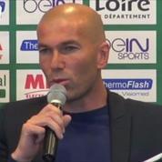 Zidane : Paris n'a rien à envier à personne