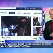 Vivendi rachète Dailymotion