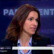 Loupe du Scan - Aurélie Filippetti