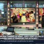 Jean-Marc Janaillac, PDG de Transdev (2/3) –