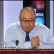 Emmanuel Lechypre: L'instauration d'une taxe de 5% sur la junk food a réduit l'obésité de 2%