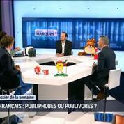 Les Français sont-ils publivores ou publiphobes ?: Valéry Pothain, Jules Guillemet et Christophe Lafarge (2/3)