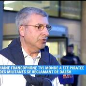 Piratage de TV5Monde: On reprend petit à petit la main sur l'antenne