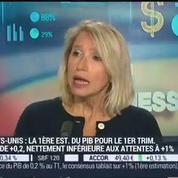 Focus sur l'actualité économique et financière américaine: Virginie Robert –