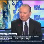 Dialogue social: Que prévoit le projet de loi Rebsamen ?: Raymond Soubie