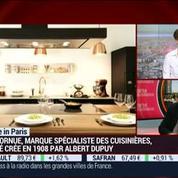 Made in Paris de Xavier Dupuy, La Cornue