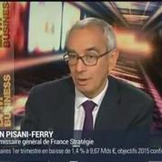 Jean Pisani-Ferry, commissaire général de France Stratégie (2/2)