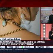 Métiers d'art, Métiers de luxe: Créatrice verrier d'art, Ariane Chaumeil –