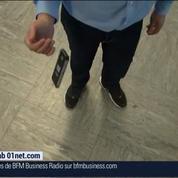Le test du smartphone Cat S50 par le Lab 01net.com