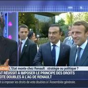 L'Etat monte chez Renault: stratégie ou politique ? (3/4)