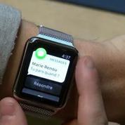 La Watch est arrivée dans les Apple Store