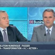 Révolution numérique: est-il temps de passer de la transformation à l'action ?: Yann Algan, Olivier Derrien, Stéphane Gault et Tancrède Besnard