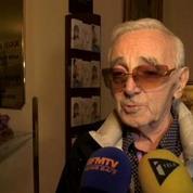 Centenaire du génocide arménien : «Le président turc a un peu la tête dure» selon Charles Aznavour