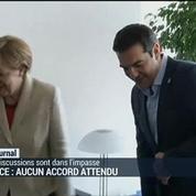 Athènes acculée en Grèce et en Europe