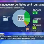 Les caries des Français font le bonheur des dentistes roumains