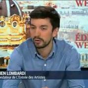 Pigalle, le nouveau quartier tendance de Paris: Romée De Goriainoff, Franck Baranger et Fabien Lombardi (1/5)