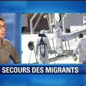 Migrants: Médecins sans frontières lance une opération de sauvetage en mer