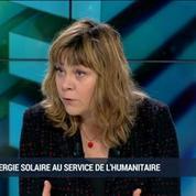 L'énergie solaire au service de l'humanitaire: Hélène Demaegdt et Nicolas Jeuffrain (2/4) –