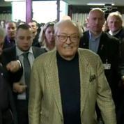 Dans une interview, Jean-Marie Le Pen défend Pétain et relance la polémique