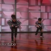 A 12 ans, ces danseurs de hip hop font le show à la télévision américaine