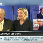 Le parti pris d'Hervé Gattegno: FN: Marine Le Pen peut dire merci à son père !