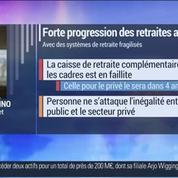 Marc Fiorentino: Les départs en retraite anticipée repartent à la hausse
