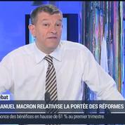 Nicolas Doze: les réformes menées par le gouvernement français garantiront-elles la croissance ?