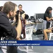 Anorexie: un amendement pour protéger les mannequins, détaille Olivier Véran