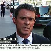 Disparition de Jean Germain : Valls