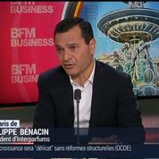 Le Paris de Philippe Bénacin, Interparfums
