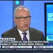 Le Club de la Bourse: Philippe Forni, Jean-Jacques Ohana et Alexandre Baradez
