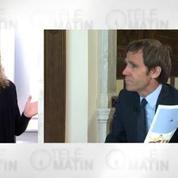 Les premières images de l'interview de Bachar el-Assad par David Pujadas