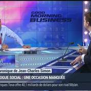 Jean-Charles Simon: Dialogue social: Des apparences de réformes mais au final on ne change rien –